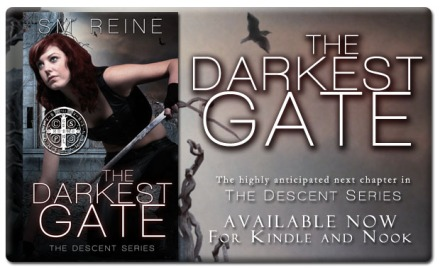 Available Now: The Darkest Gate